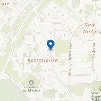 """Przedszkole Niepubliczne """"Akademia Malucha u Tomcia Palucha"""" w Bydgoszczy na mapie"""
