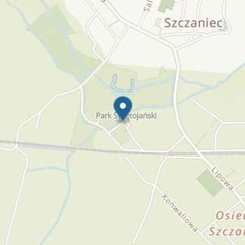 Gminne Przedszkole w Szczańcu na mapie