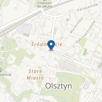 Niepubliczne Przedszkole im. Świętej Rodziny w Olsztynie na mapie