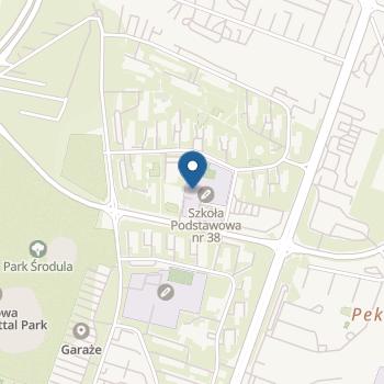 Przedszkole Miejskie nr 43 z Oddziałami Integracyjnymi w Sosnowcu na mapie