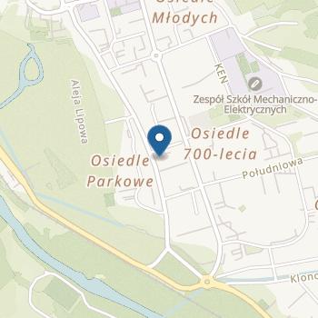 Akademia Malucha na mapie