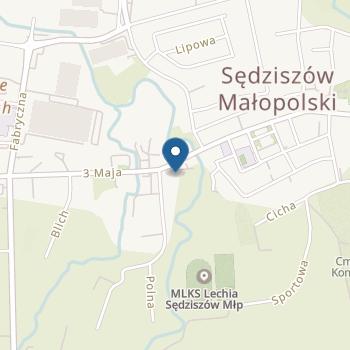 Publiczne Przedszkole nr 1 w Sędziszowie Małopolskim ul. 3 Maja 21 z Oddziałem przy ul. Legionów Polskich 17 na mapie