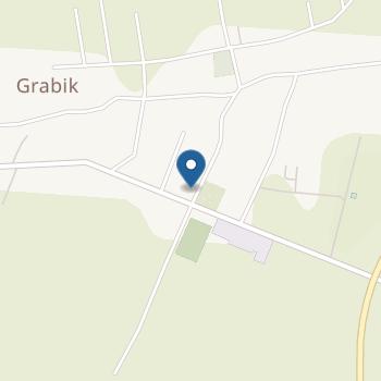 Gminne Przedszkole im. Jerzego Kukuczki w Grabiku na mapie