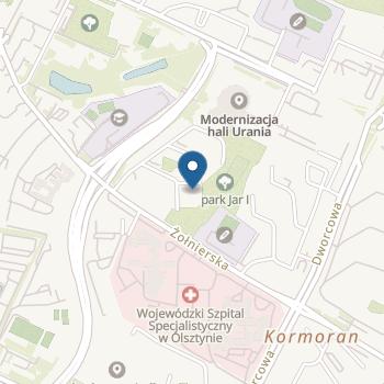 Niepubliczne Przedszkole Specjalne Dobry Start na mapie