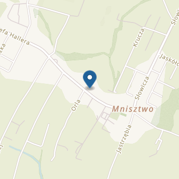 """Niepubliczne Przedszkole Językowo - Artystyczne """"Tęczowa Kraina"""" na mapie"""