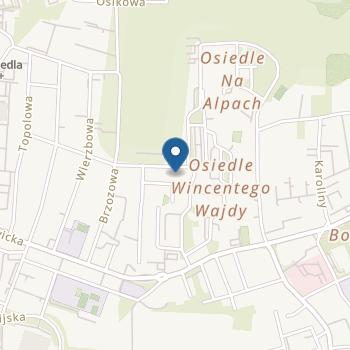 Bajkowe Przedszkole z Oddziałami Integracyjnymi i Specjalnymi na mapie