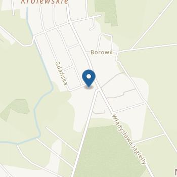 """""""Jaś i Małgosia"""" Przedszkole Niepubliczne Urszula Wielk na mapie"""