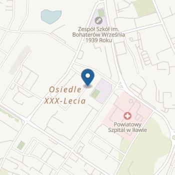 """Dom Malucha """"Promyk"""" Niepubliczne Przedszkole im. św. Filomeny na mapie"""