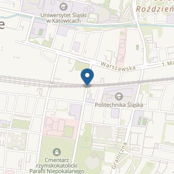 Aacademy Niepubliczne Przedszkole Specjalne na mapie