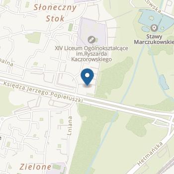 """Dwujęzyczne Niepubliczne Przedszkole """"Uliland"""" na mapie"""