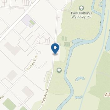 """""""Bajkowe Przedszkole"""" Przedszkole Niepubliczne w Słupsku na mapie"""