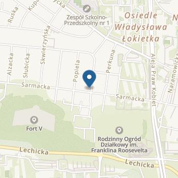 "Akademia Edukacji Montessori ""Małpi Gaj"" na mapie"