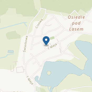 Domowy Punkt Przedszkolny Nibylandia na mapie