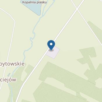 Akademickie Przedszkole Integracyjne w Wólce Kłuckiej na mapie