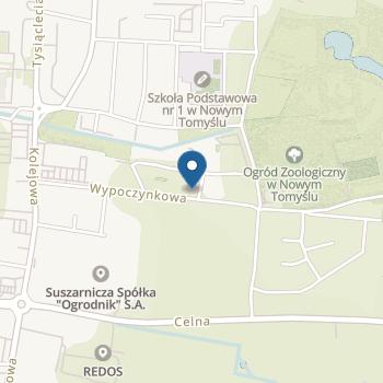 """Akademia Edukacji Montessori """"Małpi Gaj"""" Przedszkole Specjalne na mapie"""
