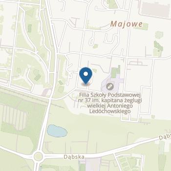 Aktywne Przedszkole Kogut na mapie