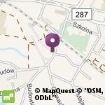 Przedszkole nr 1 w Lubsku na mapie