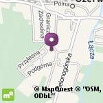 Przedszkole w Czerwieńsku na mapie