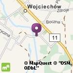 Publiczne Przedszkole w Wojciechowie na mapie