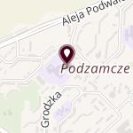 Przedszkole Samorządowe nr 6 w Wałbrzychu na mapie