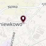 """Przedszkole """"Tulinek"""" na mapie"""
