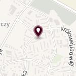 Cogito Niepubliczne Przedszkole Montessori na mapie