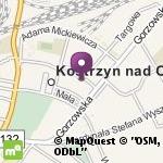 """Przedszkole Miejskie nr 4 """"Bajka"""" na mapie"""