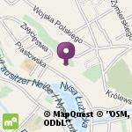 Przedszkole Miejskie nr 1 w Gubinie, ul. Piastowska 20 na mapie