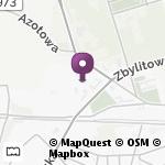 """Niepubliczne Przedszkole Specjalne """"Kolorowy Zakątek"""" w Tarnowie na mapie"""