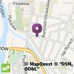 Miejskie Przedszkole nr 10 w Nowym Sączu na mapie