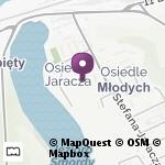 """Przedszkole Niepubliczne """"Akademia Smyka"""" w Ostródzie na mapie"""