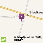 Gminne Przedszkole w Słodkowie na mapie