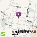 Miejskie Przedszkole nr 3 im. Jana Brzechwy w Sochaczewie na mapie