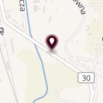 """Niepubliczne Przedszkole Edukacyjne """"Planeta Uśmiechu"""" w Lubaniu na mapie"""