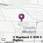 Niepubliczne Integracyjne Przedszkole św. Józefa w Sędziszowie Małopolskim na mapie