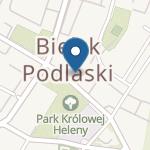 Niepubliczny Punkt Przedszkolny św. Młodzieńca Gabriela w Bielsku Podlaskim na mapie