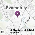 Przedszkole Anglojęzyczne Uniwersytet Milusiński Piotr Gajewski na mapie