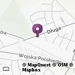"""Niepubliczny Punkt Przedszkolny """"Zielona Chatka"""" w Piszu na mapie"""