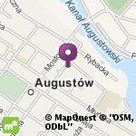 Przedszkole nr 4 w Augustowie na mapie