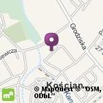 Samorządowe Przedszkole nr 3 w Kościanie na mapie