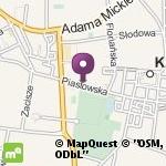 Przedszkole nr 1 w Krotoszynie na mapie