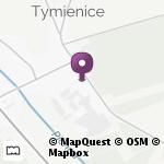 Gminne Przedszkole w Tymienicach na mapie