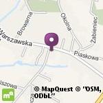 Miejskie Przedszkole Samorządowe nr 1 im. Marii Konopnickiej w Mławie na mapie