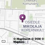 Miejskie Przedszkole nr 12 w Legnicy na mapie
