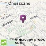 Publiczne Przedszkole nr 4 w Choszcznie na mapie