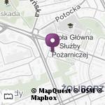 Academy International Żoliborz na mapie
