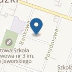 Miejskie Przedszkole Nr1 im. Marii Konopnickiej na mapie