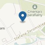 """""""Akademia Poziomkowa"""" Przedszkole Niepubliczne na mapie"""