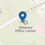 Academy International Wilanów na mapie