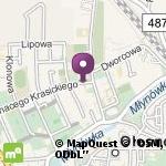 Publiczne Przedszkole nr 4 w Oleśnie na mapie